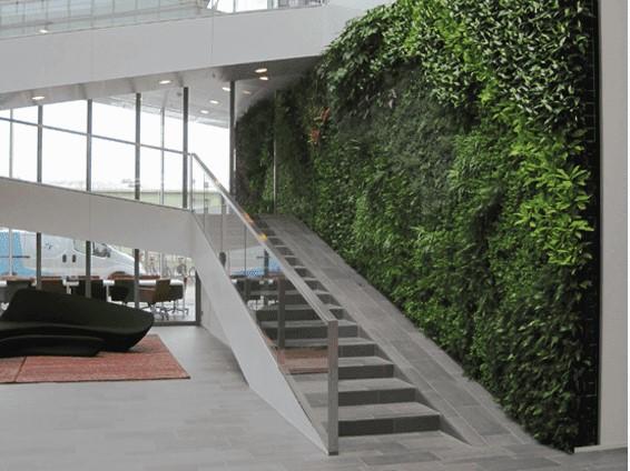Groene muur Lanxess